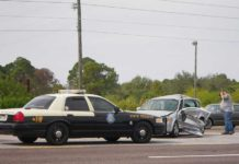 FHP Traffic Accident