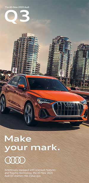 2020 Audi Q3