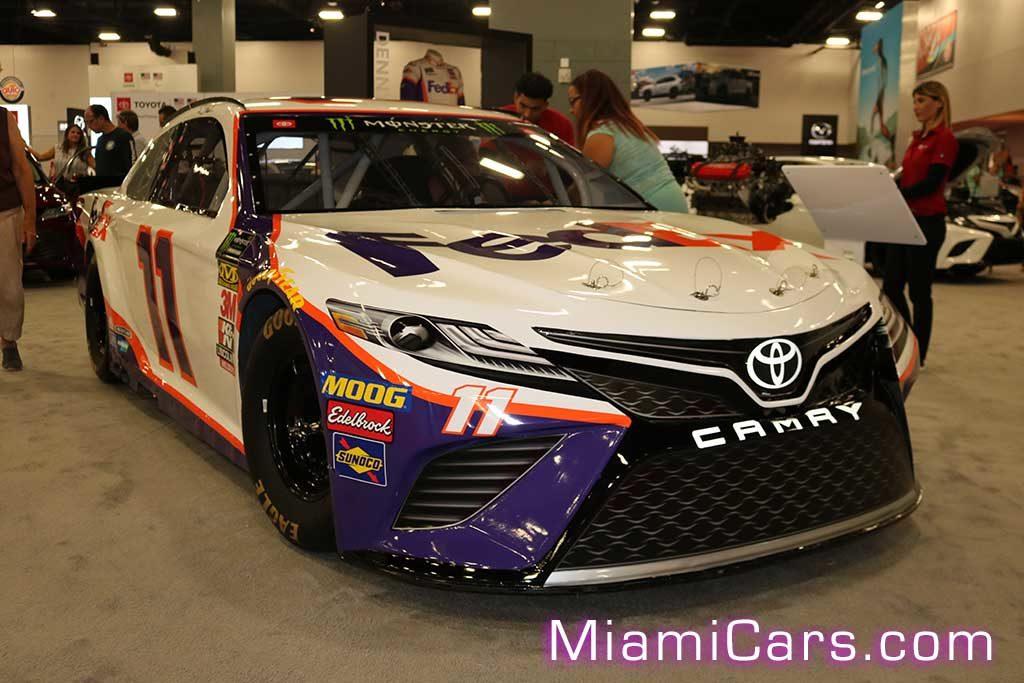 NASCAR Race Car