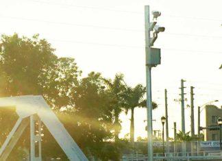 License Plate Reader in Miami Springs