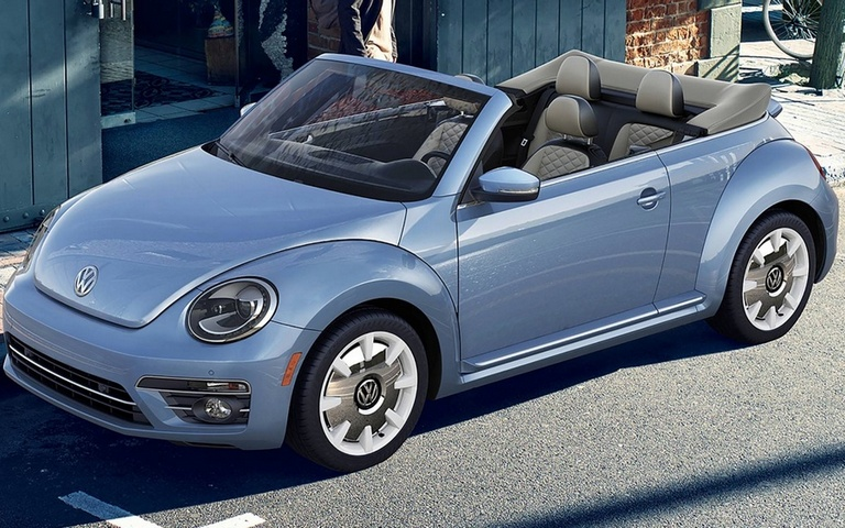 Convertible VW Bug